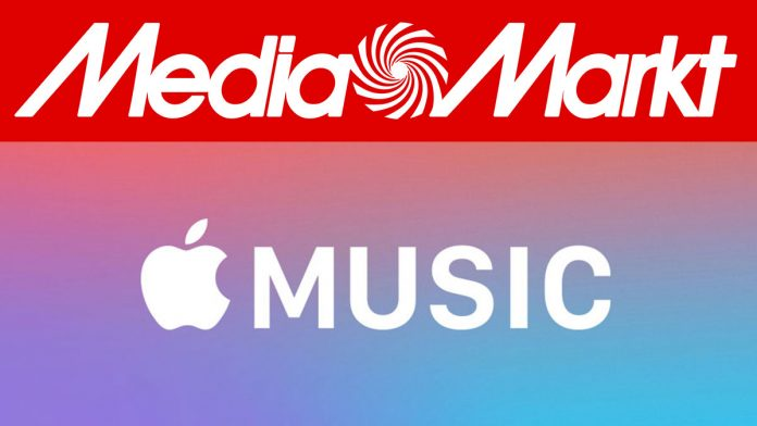 MediaMarkt Apple Music Hediyesi