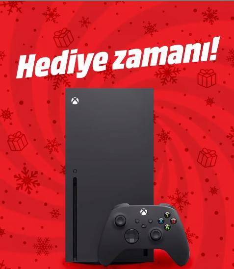 Mediamarkt Xbox hediye ediyor