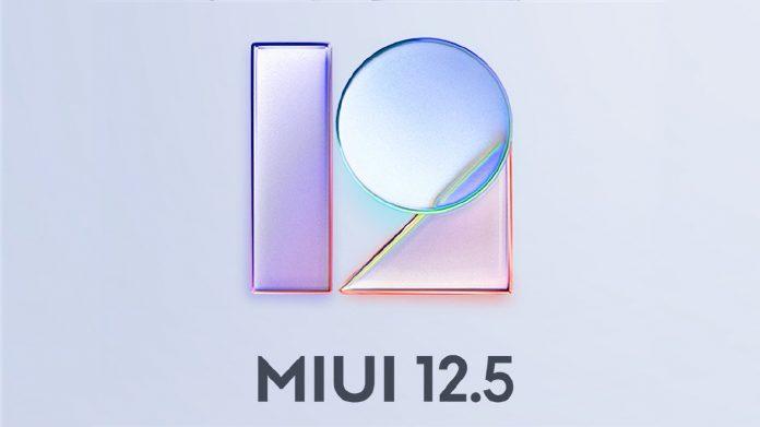 MIUI 12.5 güncellemesi - Mi Note 10 Lite