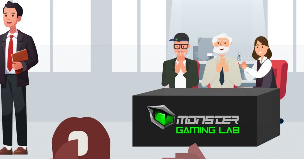 Monster Gaming Lab'