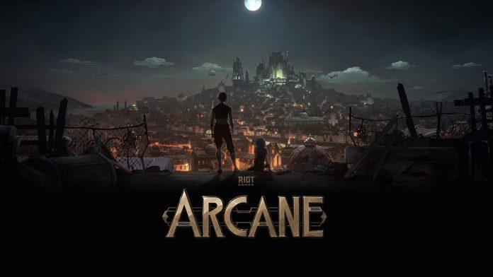 Netflix ve Riot Games Animasyon Dizisi: Arcane