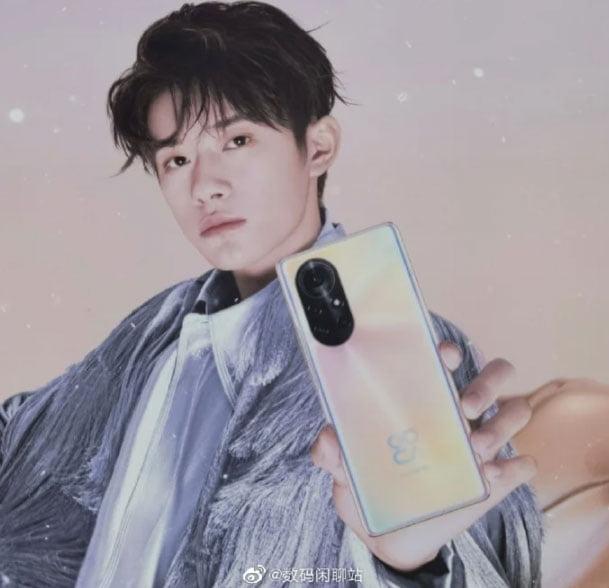 Huawei Nova 8 serisi tasarımı