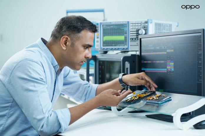 Oppo 5G inovasyon merkezi