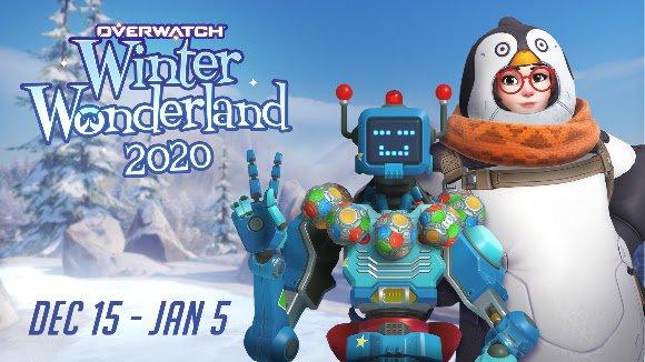 Owerwatch Kış Masalı 2020