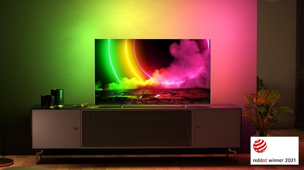 Philips 806 OLED TV