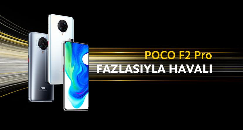 POCO F2 Pro tanıtım tarihi