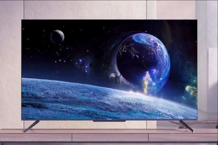 realme 4K TV