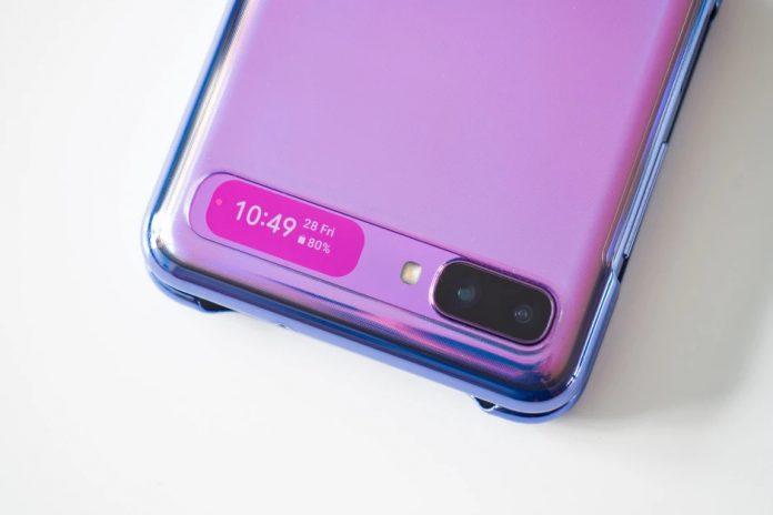 Samsung katlanabilir akıllı telefonlar