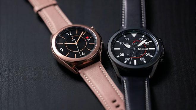 Samsung Galaxy Watch 4 kablosuz şarj
