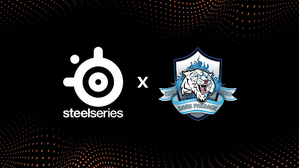 SteelSeries Dark Passage'a sponsor oldu