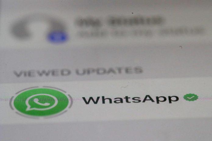 WhatsApp grup dinleme