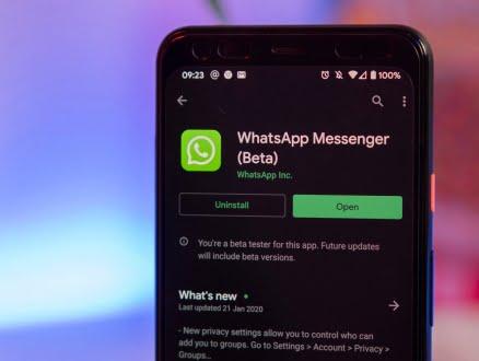 Whatsapp karanlık modu 2