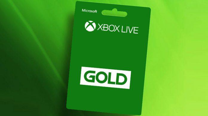 Xbox Live Gold ocak 2021