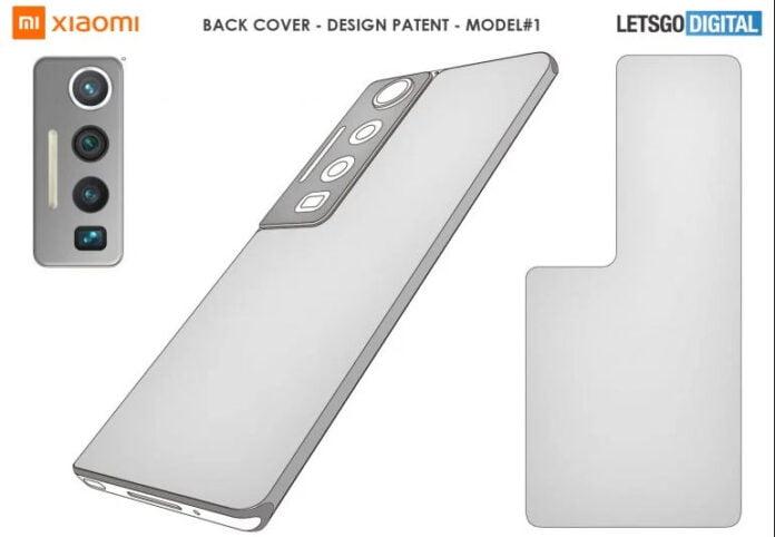 Xiaomi Patent görseli 1