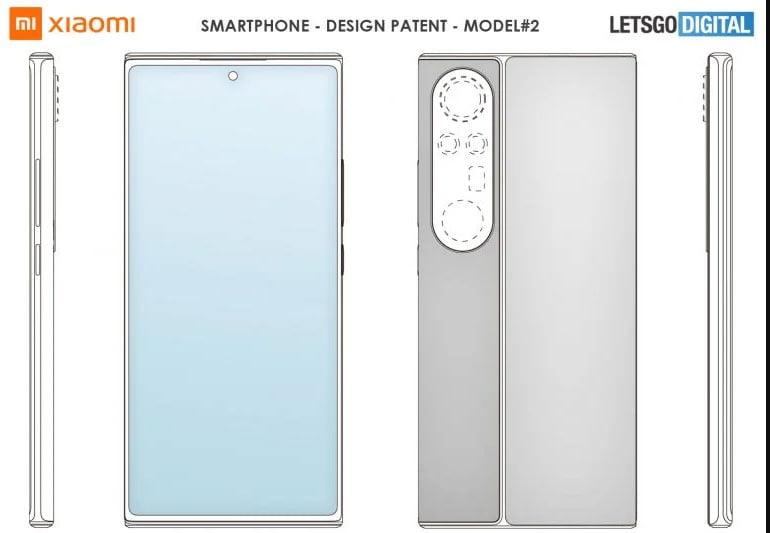 Xiaomi Patent görseli 2