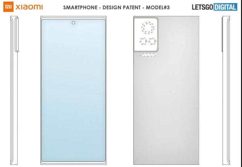 Xiaomi Patent görseli 3
