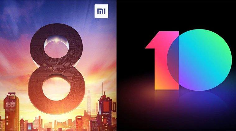 Xiaomi Mi 8 & MIUI 10