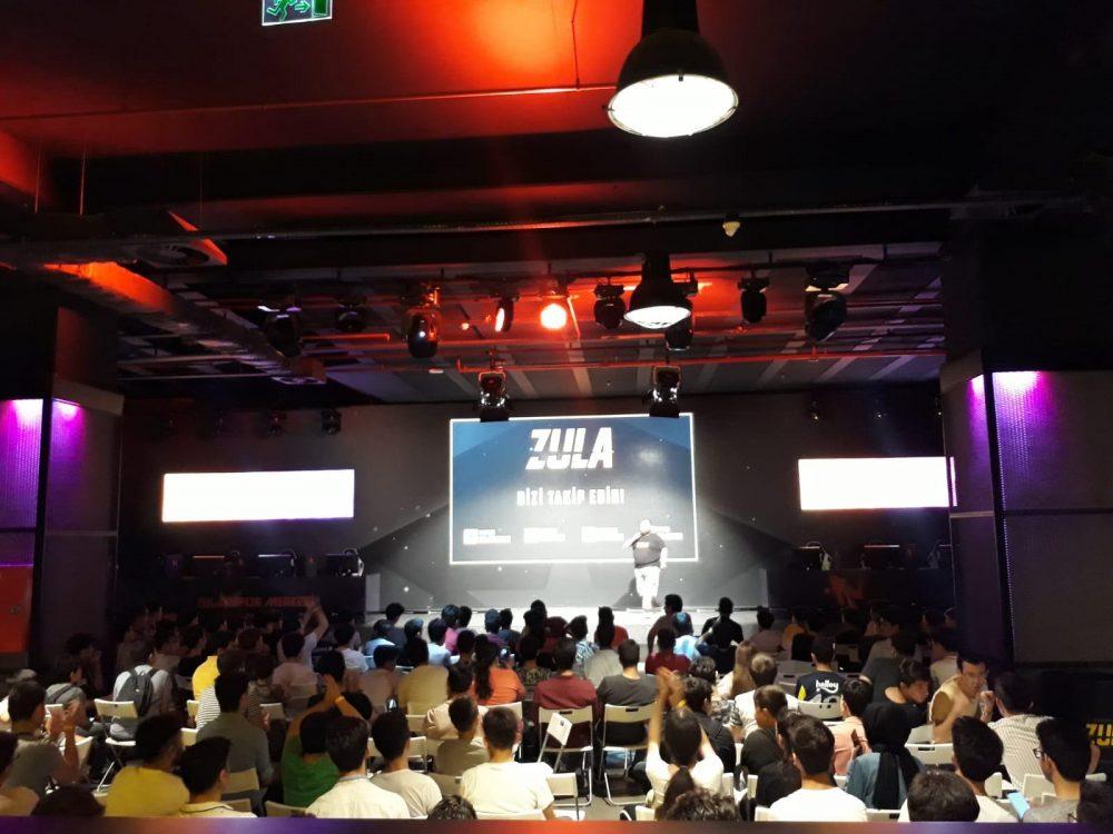 Zula destansı yaz sezonu turnuvası sonuçlandı